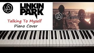 """Linkin Park - """" Talking To Myself """" Piano Cover"""