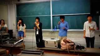 京都アカペラサークルCrazyClef所属、混声5人グループの紫苑と申します...
