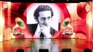 Muqaddas Ayol - 2014 yil Konsert dasturidan (Ролик)