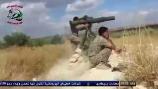 تقدم المعارضة المسلحة السورية رغم الغارات الروسية