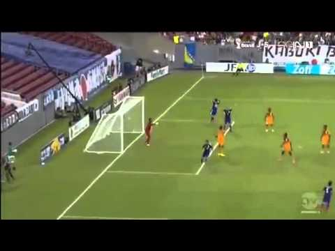 Japan vs Zambia 4 3 All Goals and Full Highlights - GOL NA AREA