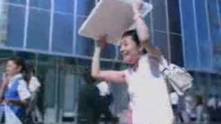 2005年 深津絵里.
