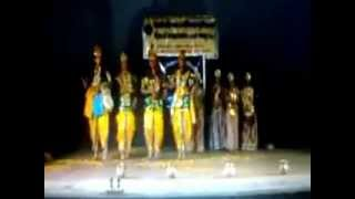 CANTONMENT KHALSA GIRLS HIGHER SECONDARY SCHOOL - NC. rass particition in ball rang manch.flv