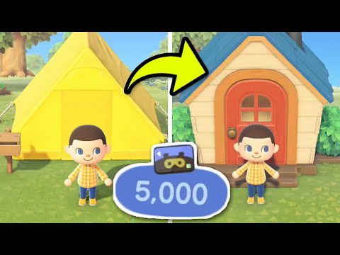 FASTEST WAY To Earn Nook Miles In Animal Crossing New Horizons!