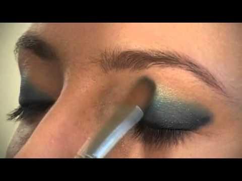 Makijaż W Stylu Lat 80 Youtube