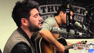 Dan + Shay perform '19 You and Me' Live at Thunder 106