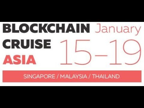 Report by Embassy of Bitcoin on Blockchain Cruise Asia 2018