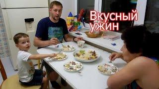 VLOG: Супер новость! / Вкусный ужин / Моя коллекция лаков