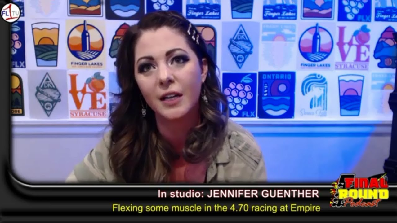Jennifer Guenther ..::.. The Final Round Podcast #064