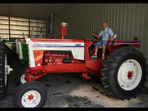 Oliver and Cockshutt Tractor Collection in Illinois