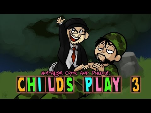 Child's Play 3 - Nostalgia Critic and Phelous