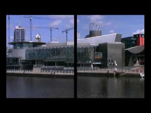 Lowry Theatre Salford Quays