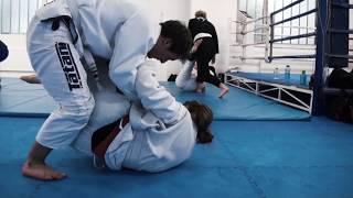 Brazilian Jiu Jitsu Seminar im City Thong mit Prof. Renato Migliaccio Dez 2015