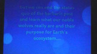 """Wizard Of Hamilton Presents: """"the True Nature Of Wolves"""""""