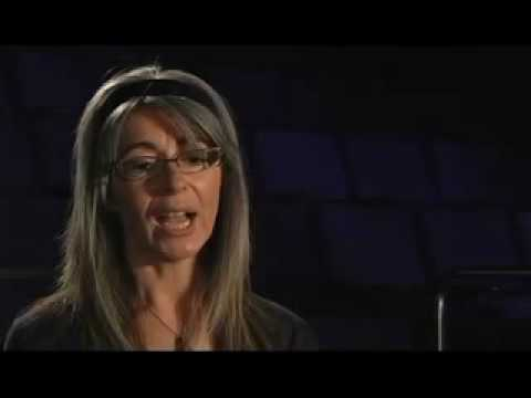 Evelyn Glennie Interview from Playing from the Heart DVD, pt 1/2