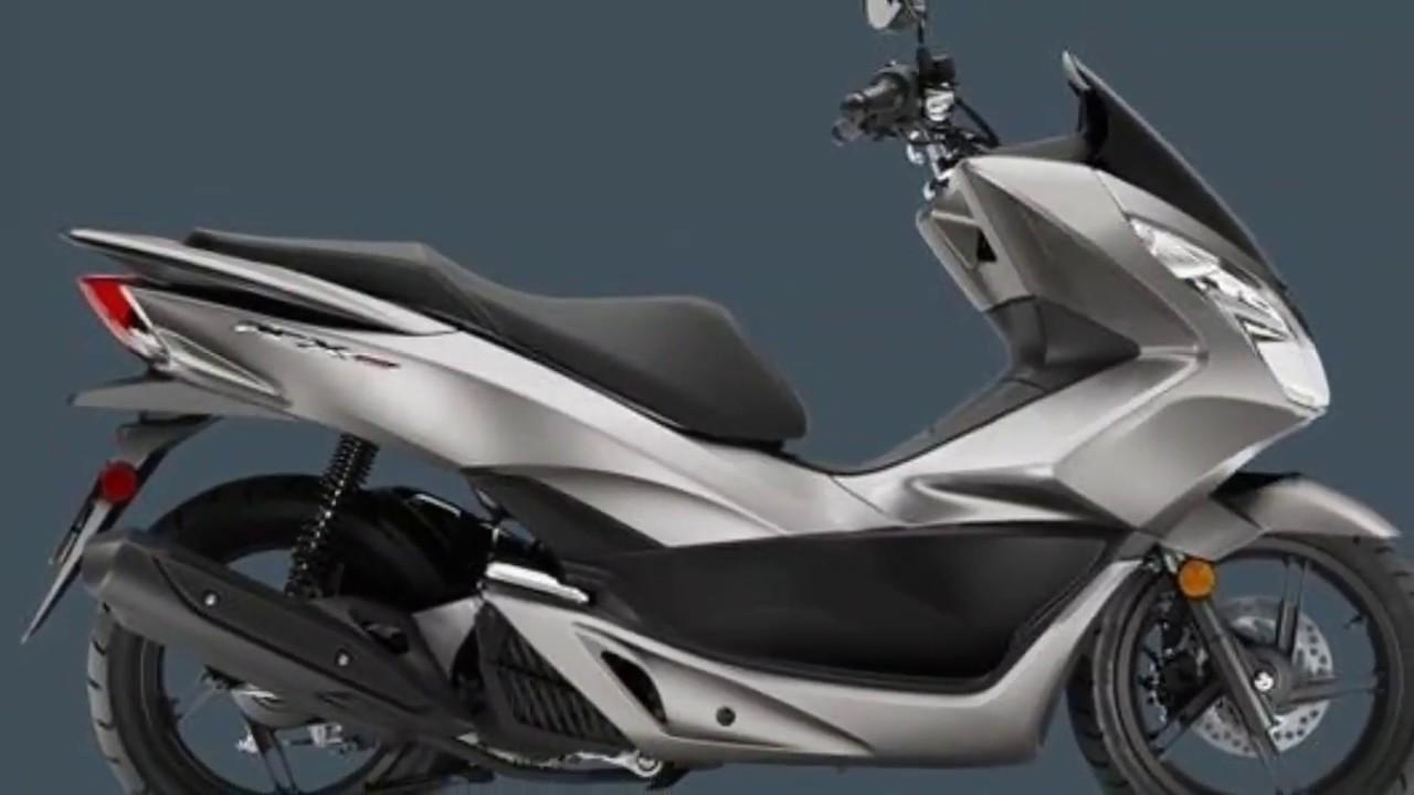 new model scooters honda pcx 2018 youtube. Black Bedroom Furniture Sets. Home Design Ideas