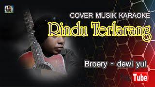 Download Mp3 Rindu Terlarang   Brury Marantika   Cover Musik Karaoke