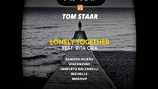 Avicii Vs Tom Staar Feat Rita Ora - Lonely Together