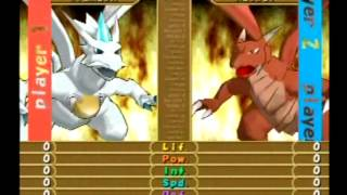 Monster Rancher 3 - Tochikan Fiesta B - A Rank