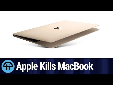 Apple Kills MacBook, Updates MacBook Air And Pro