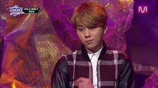 용준형_Flower (Flower by Yong Junhyung of Mcountdown 2013.12.19)