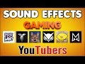 SOUND EFFECTS YOUTUBERS USE - VANOSS, GAMING LEMON, MINI LADD, BASICALLYIDOWRK