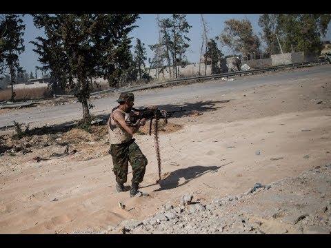 تجدّد الاشتباكات في طرابلس الليبية  - نشر قبل 3 ساعة