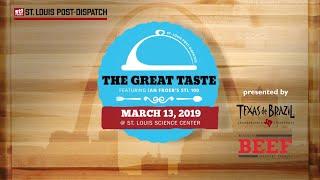 2019 Great Taste Event