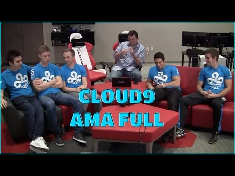 cloud9 AMA (Video Cut)