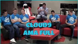 vuclip CS:GO Cloud9 AMA (Cut)