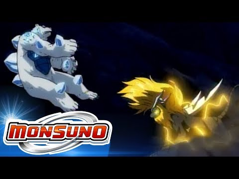 Monsuno | The Battle Against Driftblade