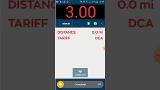 DG Taxis Driver App Training screenshot 3