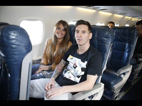 #BallondOr2015 - From Barcelona to Zurich