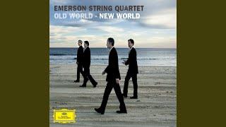 Dvorák: String Quartet No.10 in E flat major, Op.51 - B.92 - 3. Romanze. Andante con moto