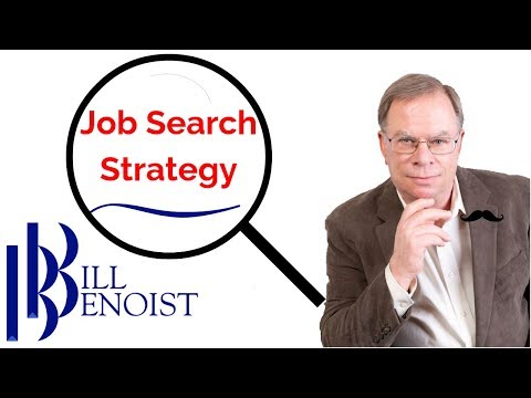 How to Create a Job Search Strategy