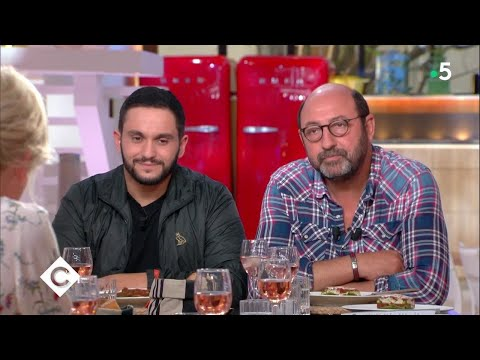 Au dîner avec Malik Bentalha et Kad Merad - C à Vous - 18/06/2018