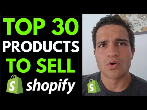TOP 30 WINNING PRODUCTS TO DROPSHIP NOW: Best Shopify Dropshipping Products for 2020 thumbnail
