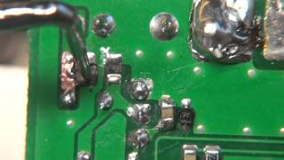 видео VHF RX-TX антенный коммутатор