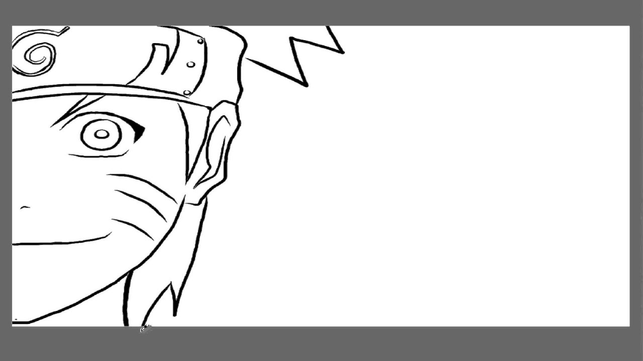 Son how to draw naruto comment dessiner naruto by flame - Dessiner naruto ...