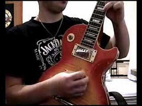 Guns N' Roses - The Godfather Theme!