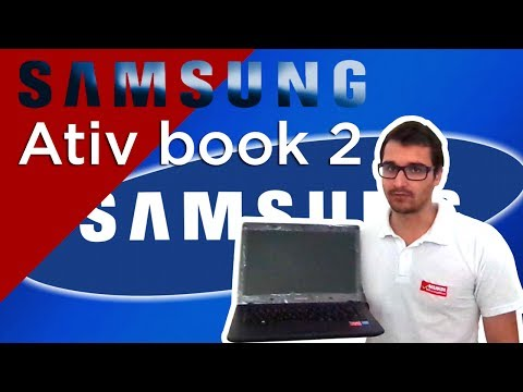 F5 : Notebook Samsung Ativ book 2