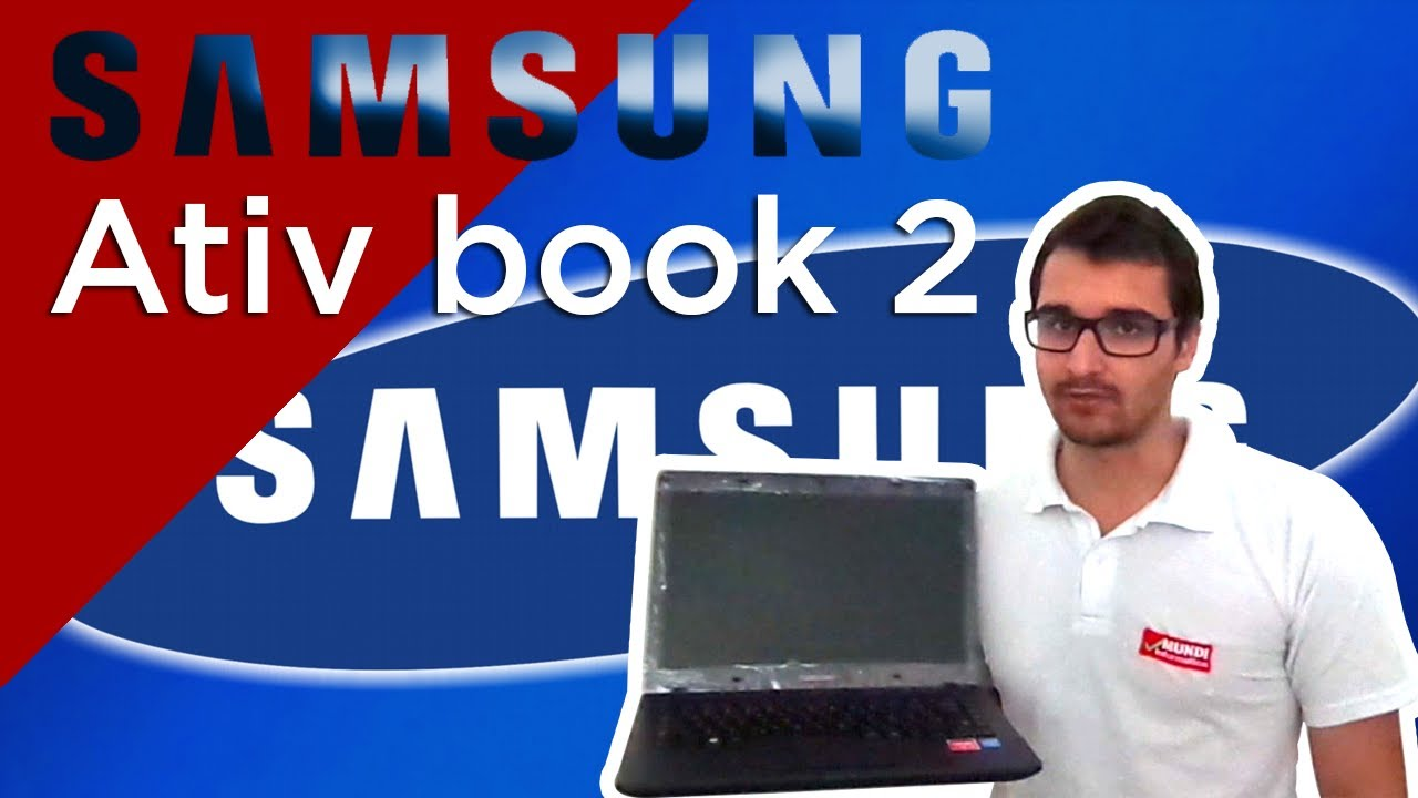 Notebook samsung ativ book 2 270e4e-kda - Notebook Samsung Ativ Book 2 270e4e-kda 27