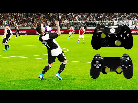 PES 2020 All Tricks & Skills Tutorial | Xbox & Playstation | 4K