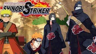 Naruto to Boruto Shinobi Striker (Demo) - Hidden Leaf Savage