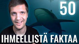 50 IHMEELLISTÄ FAKTAA MAAILMASTA #14