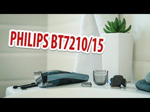 Обзор триммера PHILIPS BT7210/15