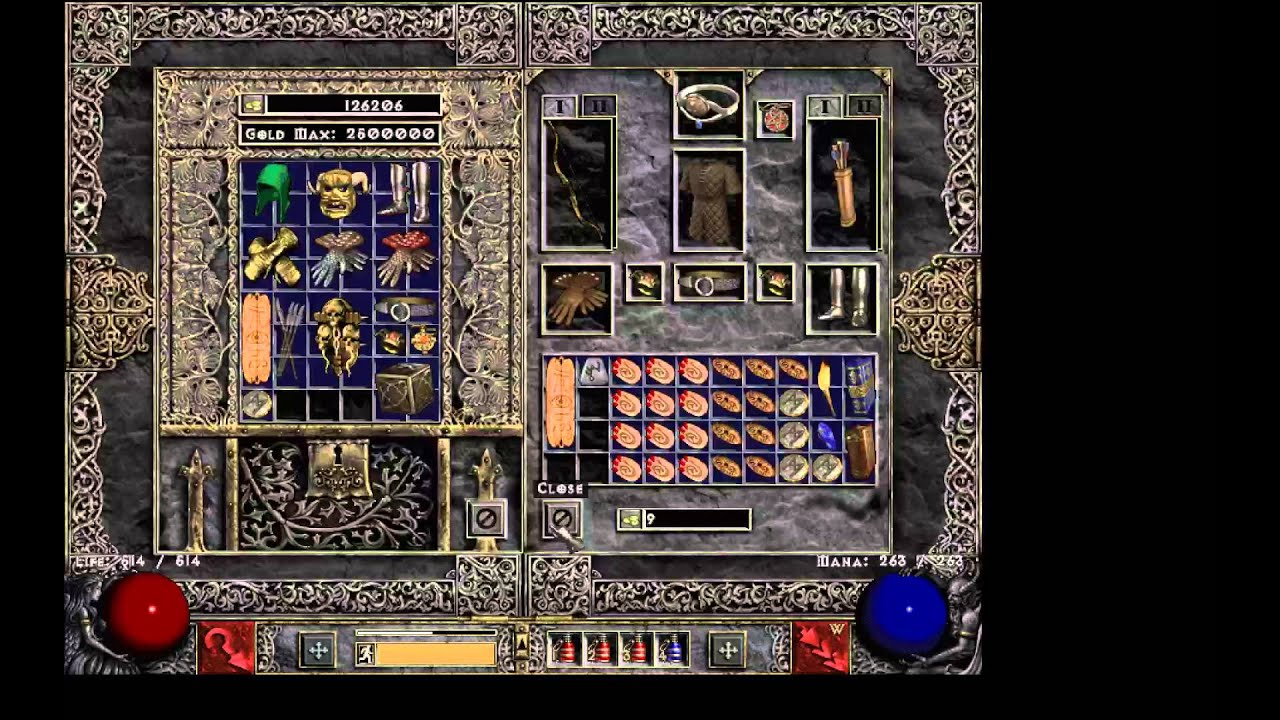 diablo 2 ultimate bow amazon guide old youtube rh youtube com diablo 2 lod amazon guide diablo ii amazon builds