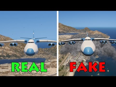 RockstarGames DOESN'T want you to see this video! #2 (Real Vs Fake)