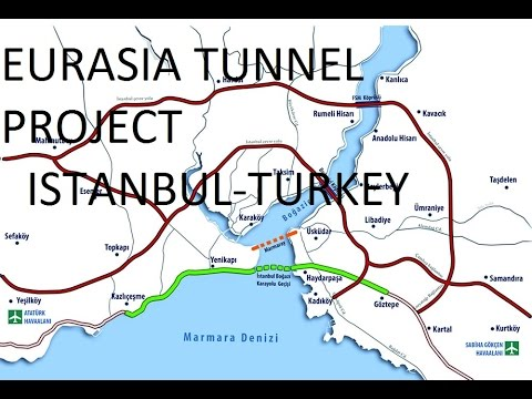 EURASIA TUNNEL PROJECT-İSTANBUL-ENGLISH-VIDEO-2