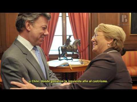 Unmasking Nobel Peace Prize Laureate  Juan Manuel Santos